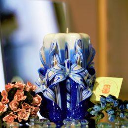 candele artistiche