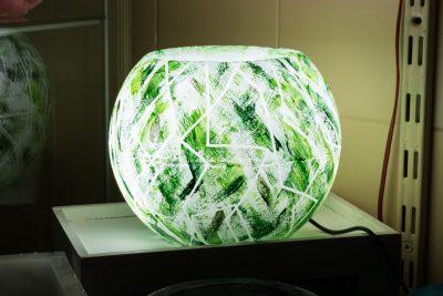 lampade di cera